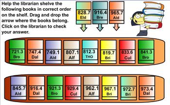 Dewey Decimal System | Call Numbers of Nonfiction Books | Library Skills
