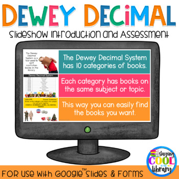 Dewey Decimal System - Introduction and Assessment - Google Edition