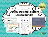 Dewey Decimal System Lesson Bundle