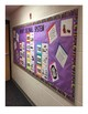 Dewey Decimal System Library Bulletin Board Pack photos graphics lettering more