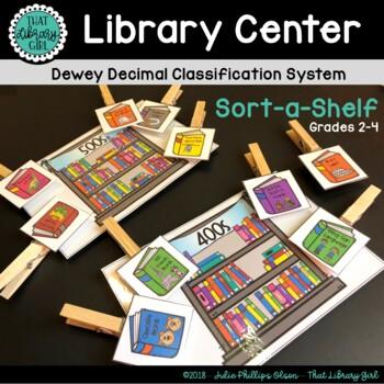 Dewey Decimal System - Sort-a-Shelf Library Center