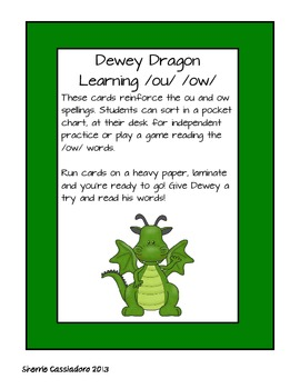Dewey Dragon's Mini Match