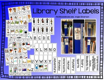 Astounding image in library shelf labels printable