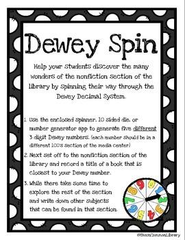 Dewey Spin