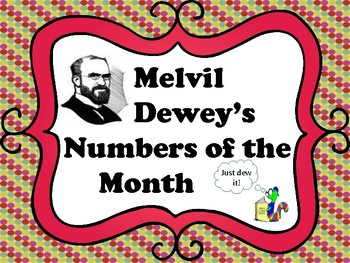 Dewey of the Month