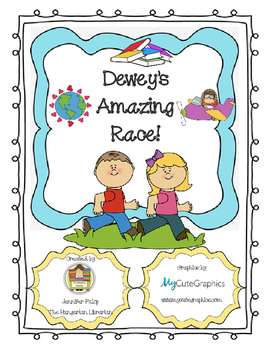 Library Orientation Kit: Dewey's Amazing Race!