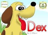 Early reader Dex - Reading Sprouts - Level 1 beginner reader
