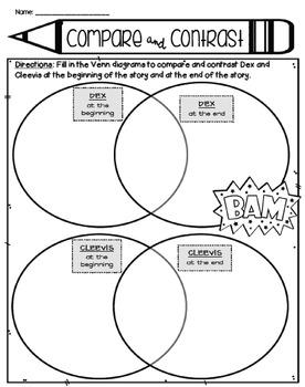 Dex: The Heart of a Hero (Journeys 2nd Grade - Supplemental Materials)