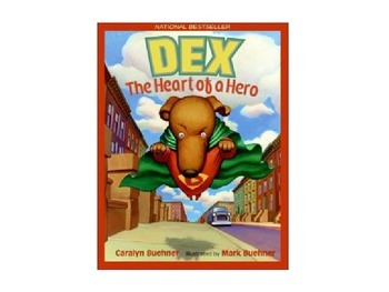 Dex: The Heart of a Hero Vocabulary Power Point