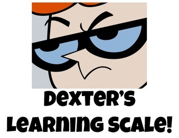 Dexter's Labratory Learning Scale