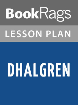 Dhalgren Lesson Plans