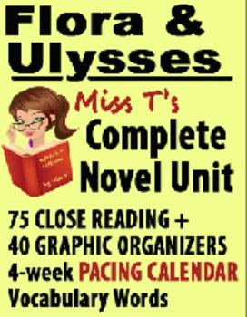 DiCamillo's Flora and Ulysses Novel Unit