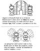 Dia De Accion De Gracias Literacy Packet / Spanish Thanksgiving Literacy Packet