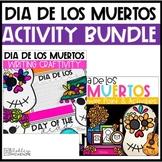 Dia De Los Muertos Activities Bundle