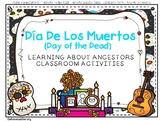 Día De Los Muertos (Day of the Dead) Activity Pack