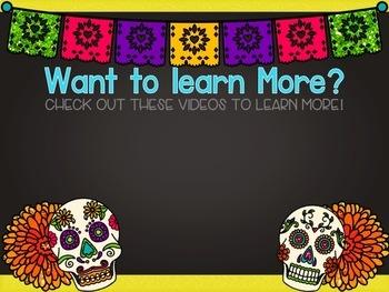 Dia De Los Muertos- Day of the Dead PowerPoint