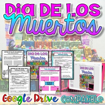 Dia De Los Muertos {Google Drive}