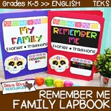 Dia De Los Muertos Lapbook | Remember Me | Family History