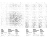 Dia De Los Muertos Sopa de Letras (Word Search)