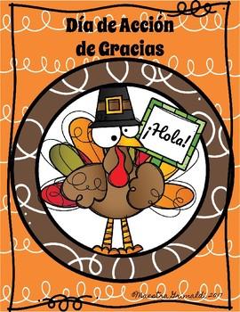 Día de Acción de Gracias-Creando Oraciones
