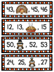 Día de Acción de Gracias: Números que faltan actividad matemática