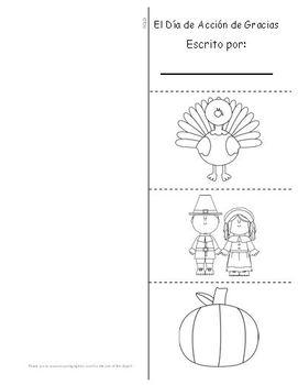 Dia de Accion de Gracias - basic flipbook