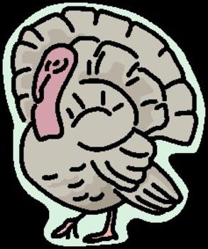 Dia de Gracias - Thanksgiving unit for the Spanish class