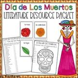 Dia de Los Muertos Activities {Bilingual Literature Packet}
