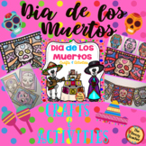 Dia de Los Muertos Crafts and Activities