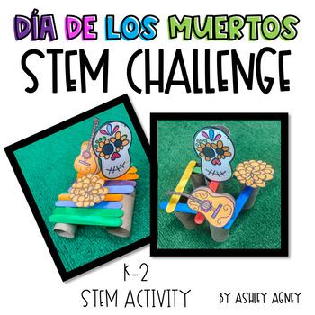 Día de Los Muertos STEM Challenge