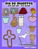 Dia de Muertos Clip art set -DIY altar