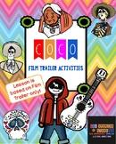 """Día de Muertos:  """"Coco"""" Film Trailer Activities"""