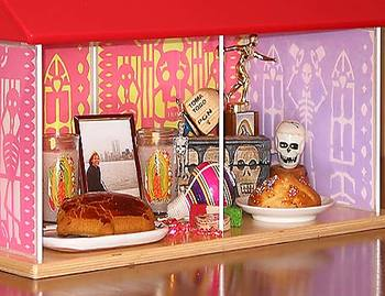 Dia de Muertos - Day of the Dead Unit: 3-page Spanish article and activities