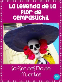 Día de Muertos de Los Claxons y La leyenda de la flor de cempasúchil