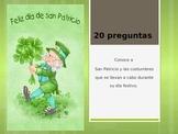 Dia de San Patricio Spanish PowerPoint