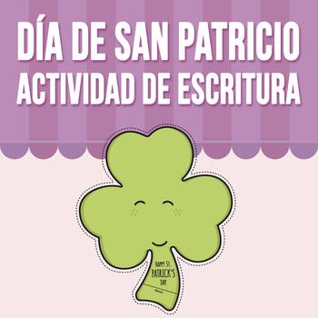 Día de San Patricio - Actividad de Escritura