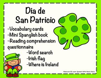 Dia de San Patricio (Snt.Patrik's day) Irlanda