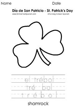 Día de San Patricio - St. Patrick's Day - Páginas para Colorear - Coloring Pages