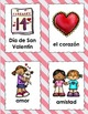 San Valentín Beginning Spanish with Chocolate Informational Text