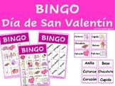 Día de San Valentín: Bingo