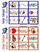 Día de San Valentin - Bingo Bilingue - Valentine's Day - Bingo