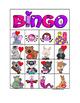 Día de San Valentín - Bingo de Animales-