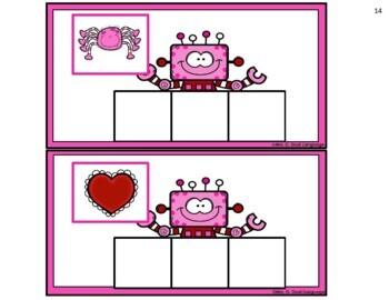 Día de San Valentín: Centros de Aprendizaje