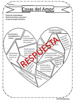 """Dia de San Valentin/ Dia de los Enamorados  """"Cosas del Amor"""""""