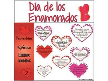 Dia de San Valentin/Dia de los Enamorados Proverbios 2