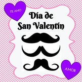 Dia de San Valentin: Senor amor, banner, corazones