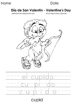 da de san valentin valentines day pginas para colorear coloring pages
