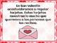 Dia de San Valentin - Valentine's Day in Spanish