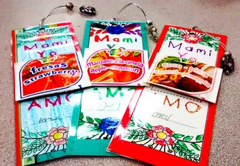 FREE Spanish Mother´s Day Bookmark - Dia de la Madre Regalo