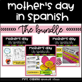 Mother's Day in Spanish Activity Pack - Dia de la Madre